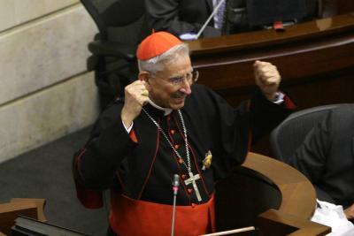Cómo recuerdan en Bucaramanga al cardenal Darío Castrillón
