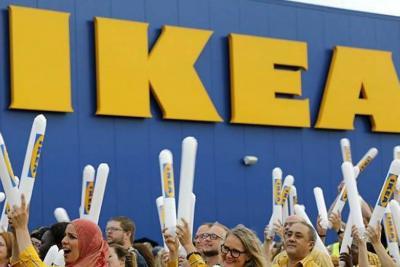 Falabella invertirá US$600 millones para abrir Ikea en Colombia y Chile