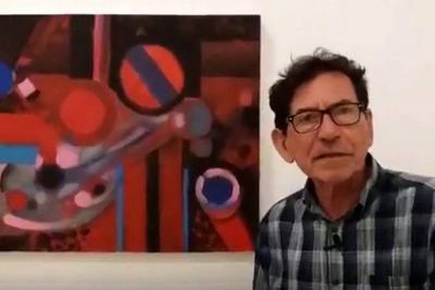 Arnulfo Luna,  del hiperrealismo al abstraccionismo