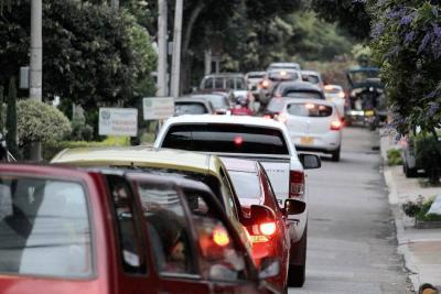 Deudas por impuesto vehicular ascienden a $310 mil millones en Santander