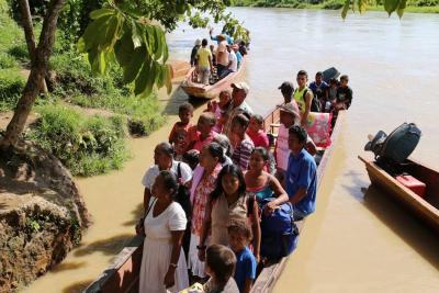 """Trabajos en la presa Hidroituango avanzan con """"señales positivas"""""""