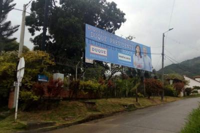 Alcaldía de Bucaramanga iniciará los operativos para desmontar vallas ilegales