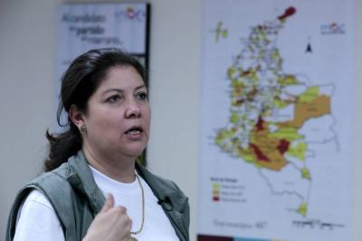 76 municipios están en riesgo electoral a causa de los grupos armados