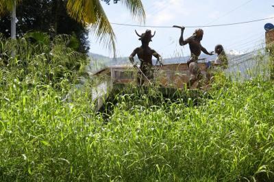 Se han realizado 57 jornadas de mantenimiento de zonas verdes