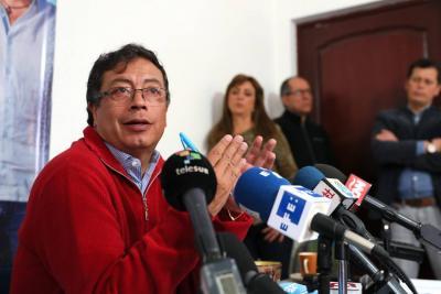 Gustavo Petro asegura que habrá fraude electoral en la Registraduría