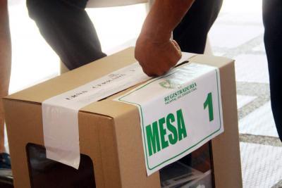 Este lunes inician las votaciones presidenciales para colombianos en el exterior