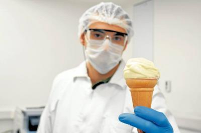 UPB hace helado con nanotecnología