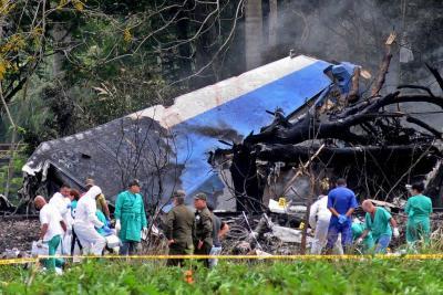 Murió una de las tres sobrevivientes del accidente aéreo en Cuba