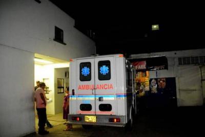 Dos hombres resultaron heridos tras una riña en Floridablanca