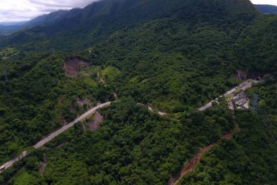 Avanzan las obras en la 4G entre Bucaramanga y Barrancabermeja
