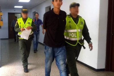 Capturado hombre acusado de atracar a un taxista en Bucaramanga