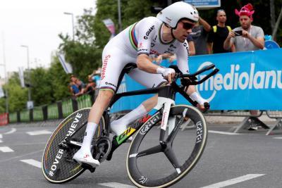 Con una 'crono' se abre la semana decisiva del Giro