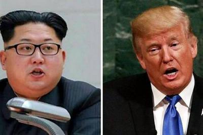 Reunión entere Trump y Kim Jong Un se postergaría