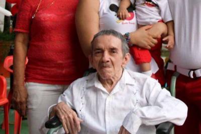 Murió el hermano militar de Gabriel García Márquez
