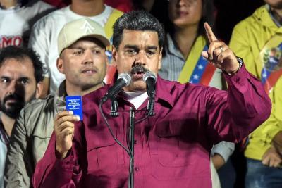Venezuela es víctima de linchamiento: Maduro