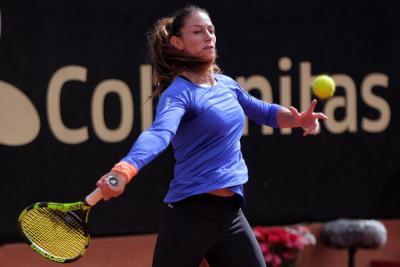 Mariana Duque avanzó en la 'qualy' de Roland Garros