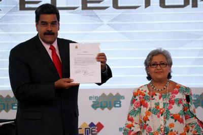 El G7 rechaza  elecciones en Venezuela y no reconoce su resultado
