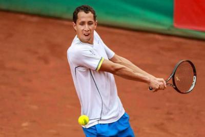 Acabó el sueño de Roland Garros para Daniel Galán