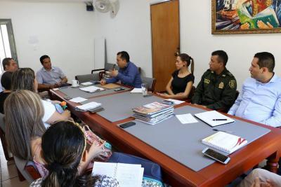 Beneficios para las víctimas en San Gil