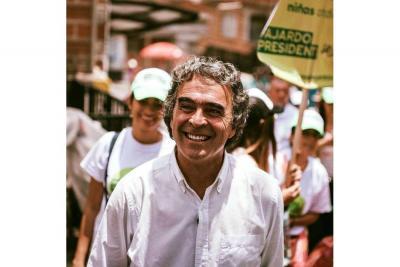 Sergio Fajardo, el profesor  que quiere ser Presidente