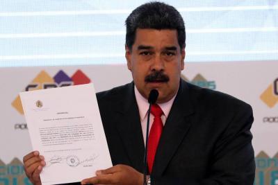 Maduro aceptó que su Gobierno no está haciendo las cosas bien
