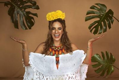 """La Sierra Nevada y la música  son mi renacer"": Naty Botero"