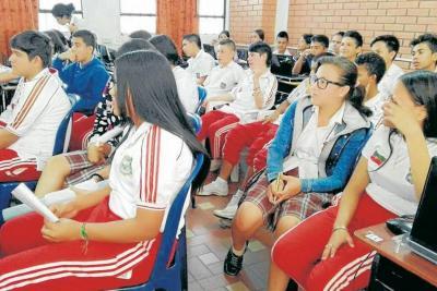 Mejora la calidad educativa en la 'Ciudad Dulce'