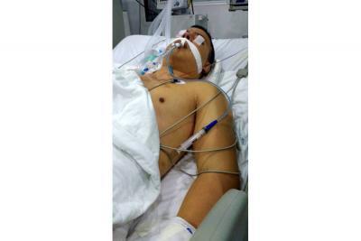 Piden autorizar cirugía a paciente de Coomeva EPS en Bucaramanga
