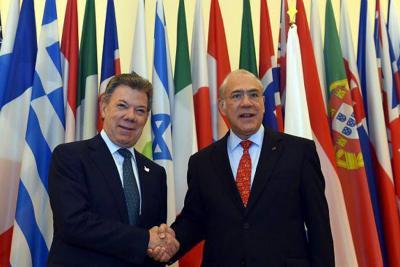 Colombia ya hace parte de la Ocde