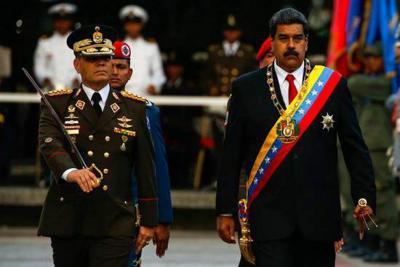 """EE.UU. acusa a Maduro de """"crímenes contra la humanidad"""" en Venezuela"""