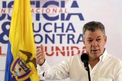 """""""Es como graduarse de la mejor universidad"""": Santos tras ingreso de Colombia a la Ocde"""