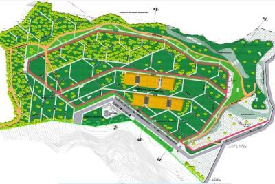 """Adjudican licitación pública para construir el """"Parque Contemplativo El Carrasco"""""""