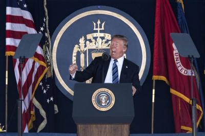 Trump dice que la cumbre con Kim se podría realizar