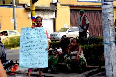 Venezolanos en El Puerto, a censarse en la Personería