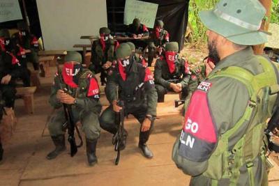 Fiscalía imputa a cabecillas del Eln por secuestro de periodistas