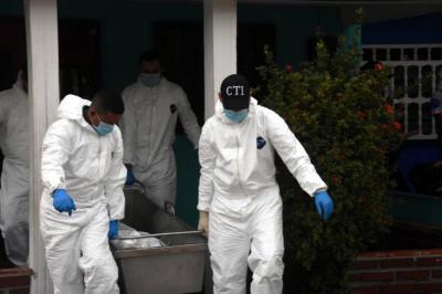 Dos personas fueron asesinadas en Santander