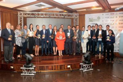 Distinción para los empresarios que están 'A La Vanguardia' en Santander
