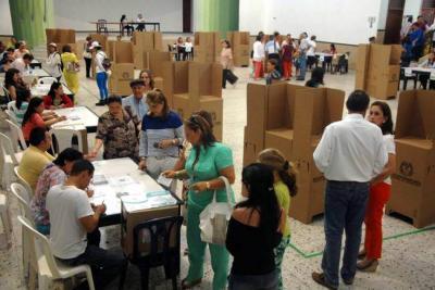 Todo listo para unas elecciones masivas