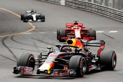 Ricciardo se impuso en el Gran Premio de Mónaco de Fórmula 1