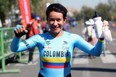 Santandereana Ana Cristina Sanabria ganó oro en Juegos Suramericanos