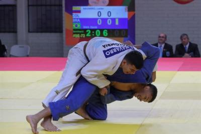 Judo santandereano entregó dos medallas en Juegos Suramericanos de Bolivia