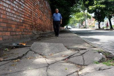 Con $1.500 millones renovarán pasos peatonales en 22 zonas en Bucaramanga