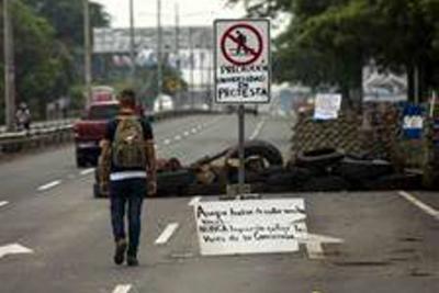 Gobierno de Nicaragua denuncia ataques a una Fiscalía local y a sede policial