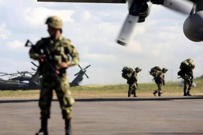 Operativo del Ejército deja 11 disidentes de las Farc muertos