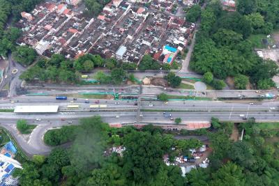 Aún faltan 15 predios por negociar en Molinos Altos por Tercer Carril en Floridablanca