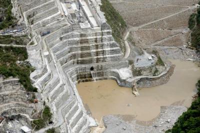 Declaran nuevamente alerta roja por Hidroituango