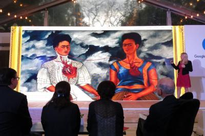 Exposición digital de Google  descubre detalles de Frida Kahlo