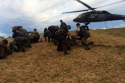 Operativo contra disidencia de las Farc dejó 11 muertos