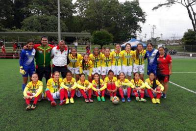 Santander perdió en su primera salida ante Bogotá