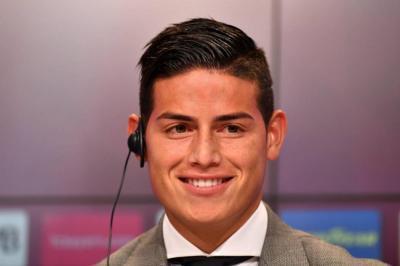 James es el primer futbolista en lanzar su criptomoneda